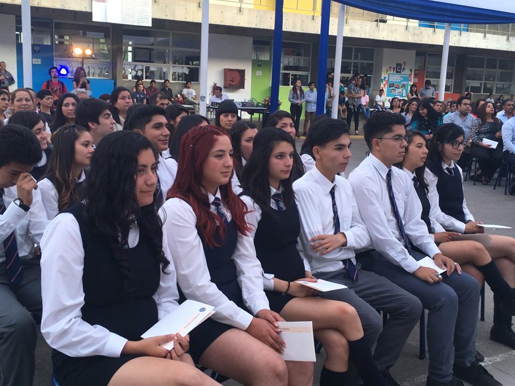 Informe estudio financiamiento educación en San Joaquín