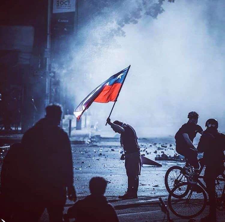 Apoyo de más de 40 organizaciones de CLADE a estudiantes y a los pueblos en Chile