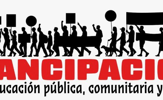 Documento base de Emancipación Movimiento de Pedagogías Críticas y Educación Popular (2019)