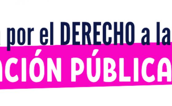 """FODEP Nacional """"Declaración Púbica: DERECHO A LA EDUCACIÓN PÚBLICA: UN DEBATE POPULAR NECESARIO"""" (28 de septiembre, 2021)"""