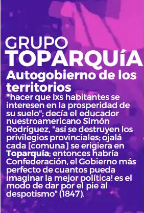Toparquía. De la educación alternativa a una alternativa educativa. Propuestas del movimiento popular para un sistema de educación público, comunitario y popular en Chile (julio, 2021)